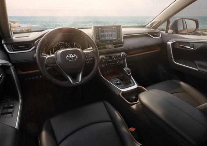 Toyota RAV4 2020 noi that
