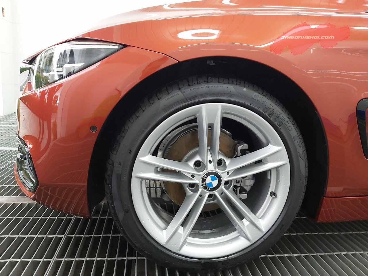 bánh mâm BMW 320i 2020
