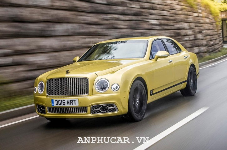 Bentley Mulsanne Speed 2020