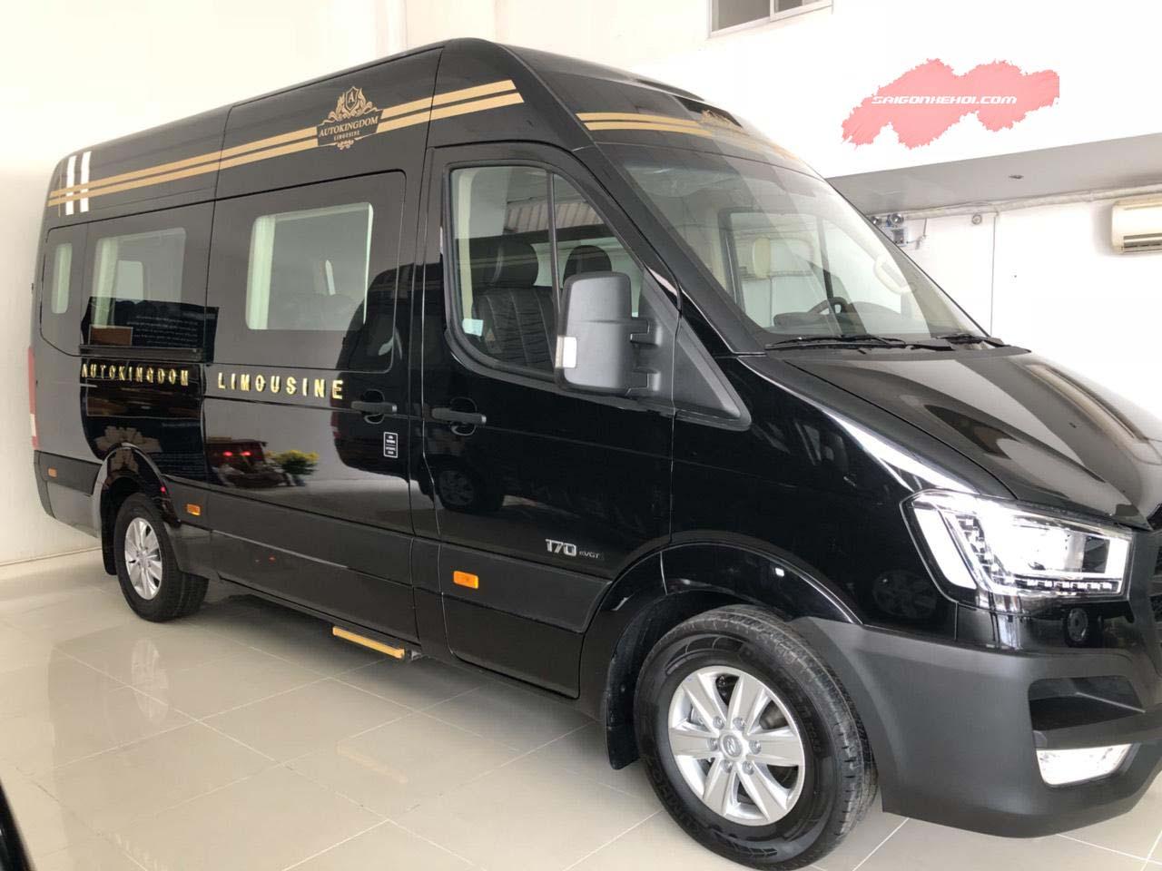 Giá lăn bánh Hyundai Solati Limousine 2020