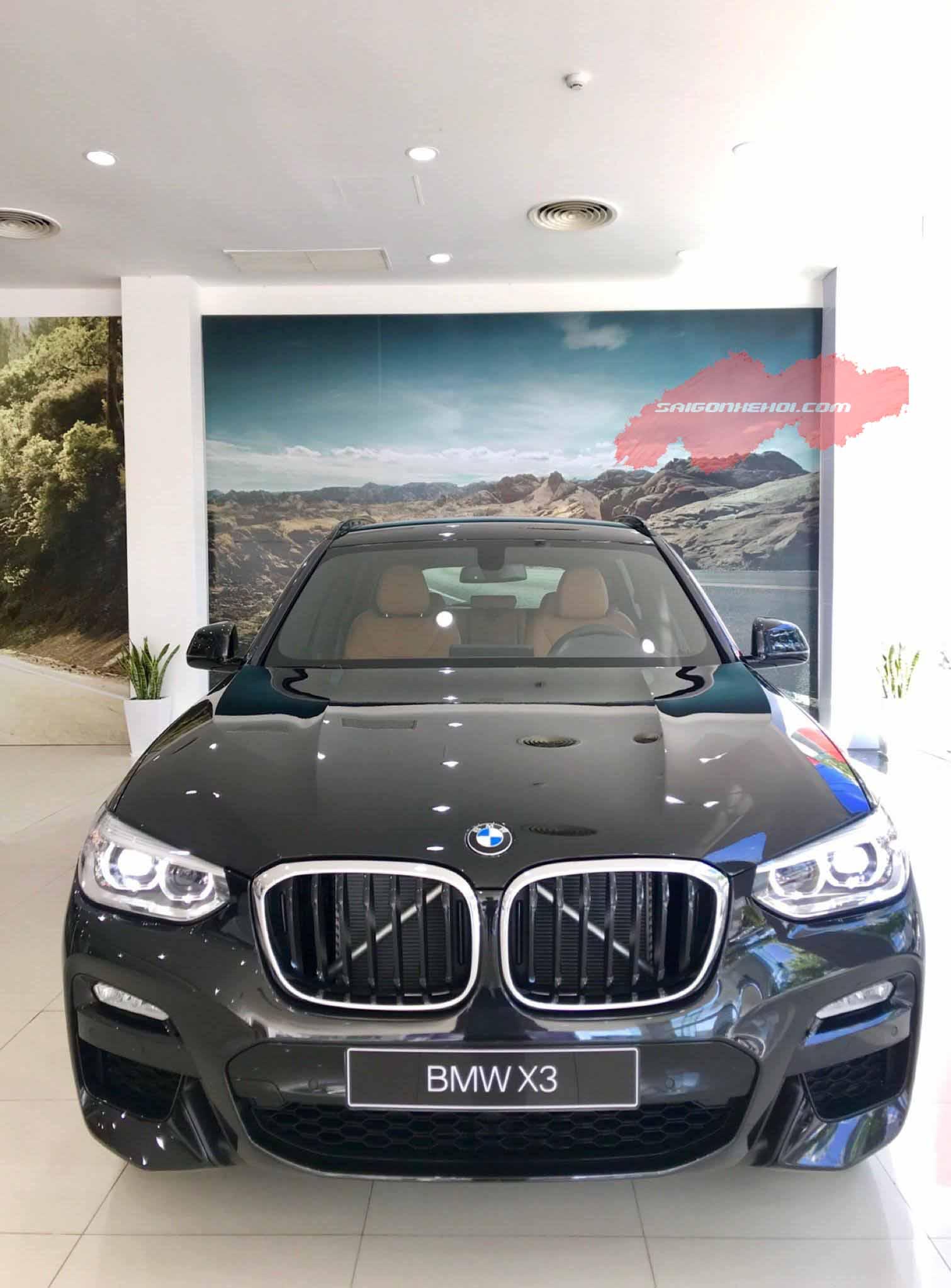 BMW X3 2020 giá xe