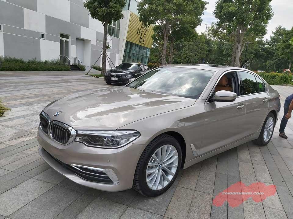 BMW 530i 2020 trả góp
