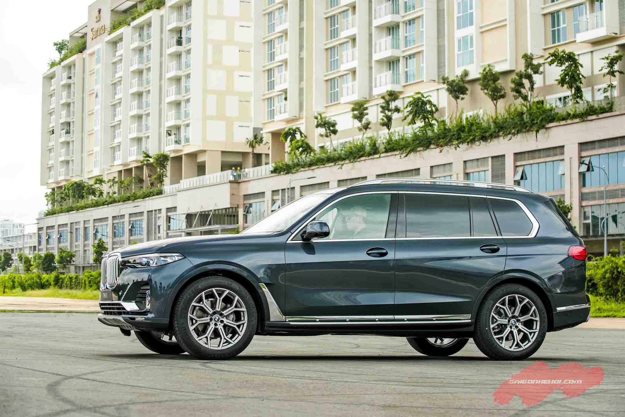 BMW X7 trả góp