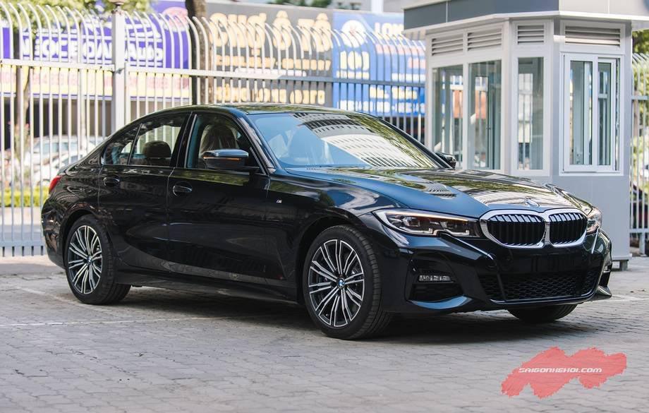 BMW 330i 2020 ngoại thất xe