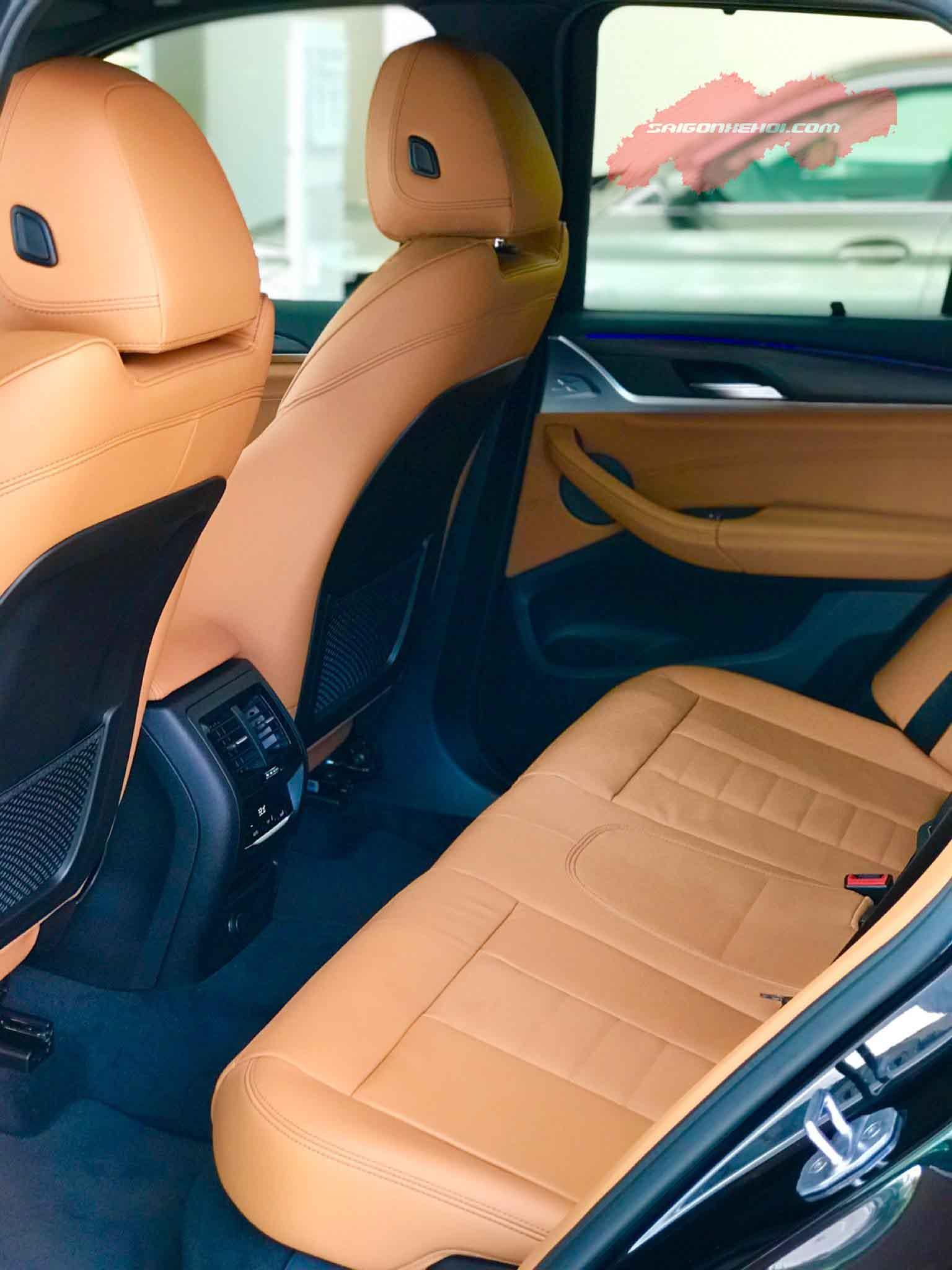 nội thất BMW X3 2020