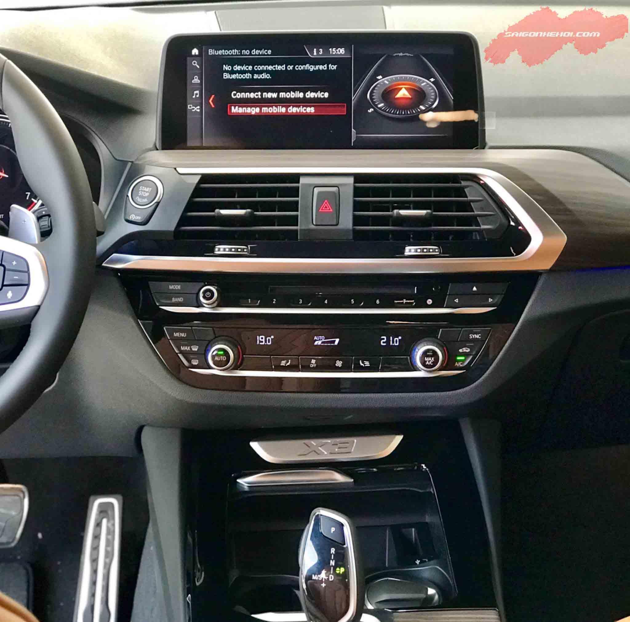 taplo BMW X3 2020