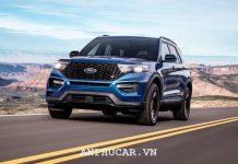 Giá xe Ford Explorer ST 2020