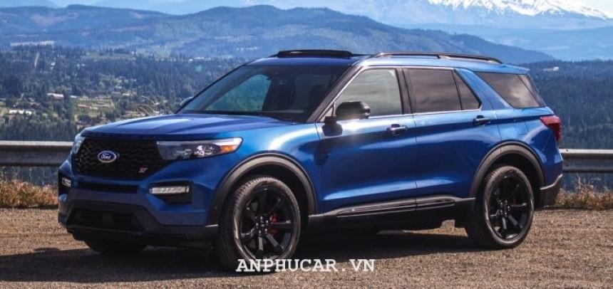 Khuyến mãi Ford Explorer ST 2020