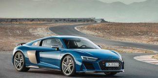 Giá xe Audi R8 mới nhất