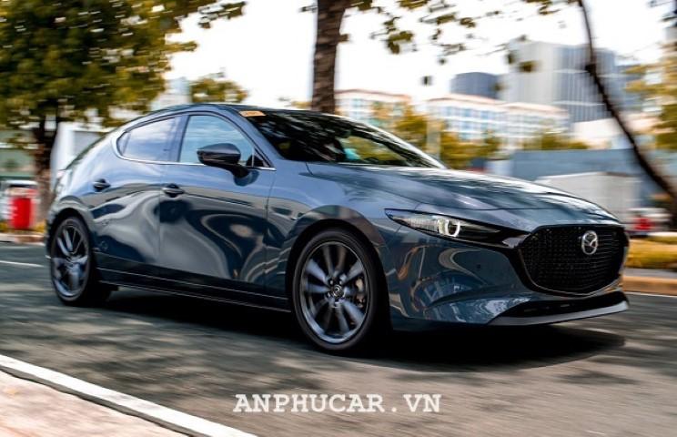 Mua xe Mazda 3 2020