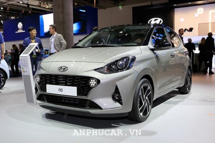 giá xe Hyundai Grand i10 2020