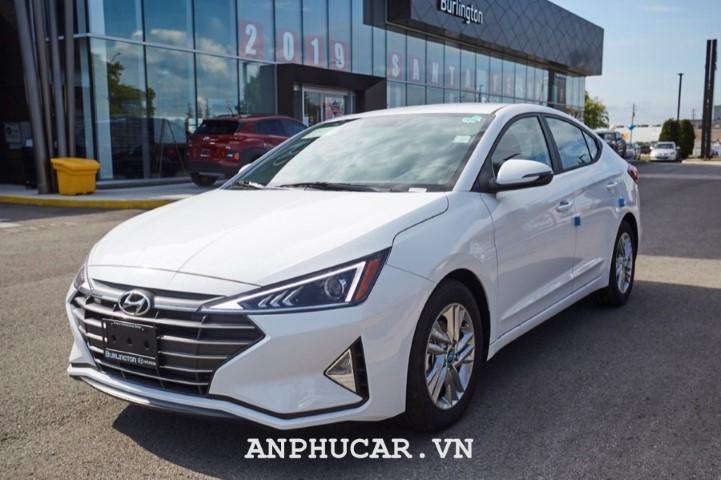 Giá xe Hyundai Elantra 2020