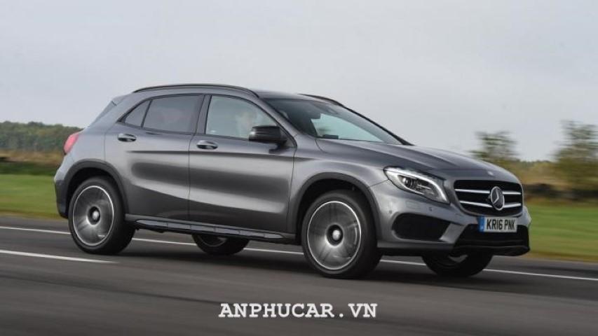 Giá xe Mercedes Benz GLA Class