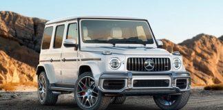 Giá xe Mercedes Benz G Class