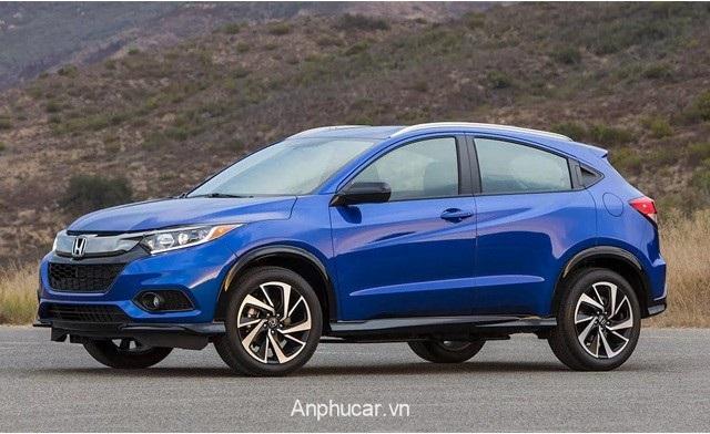 Honda HRV 2020 Than Xe