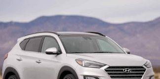 Hyundai Tucson 2020 dau xe