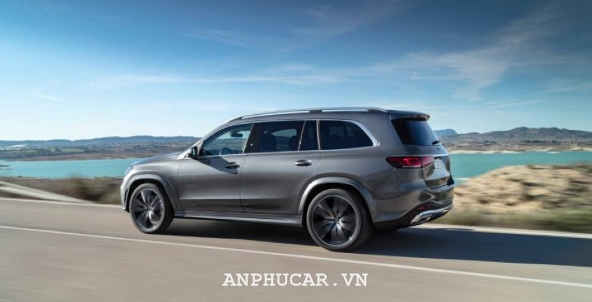 Mercedes GLS 500 4Matic 2020