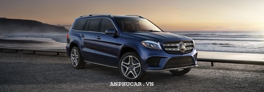 Ngoai that Mercedes GLS 500 4Matic 2020