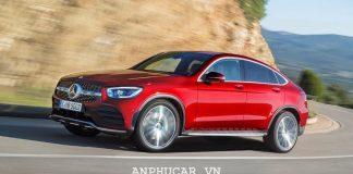 Mua xe Mercedes Benz GLC Coupe 2020