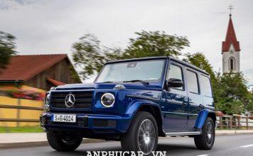 Mua xe Mercedes Benz G350D 2020