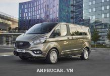 Kieu dang Ford Tourneo Limousine 2020