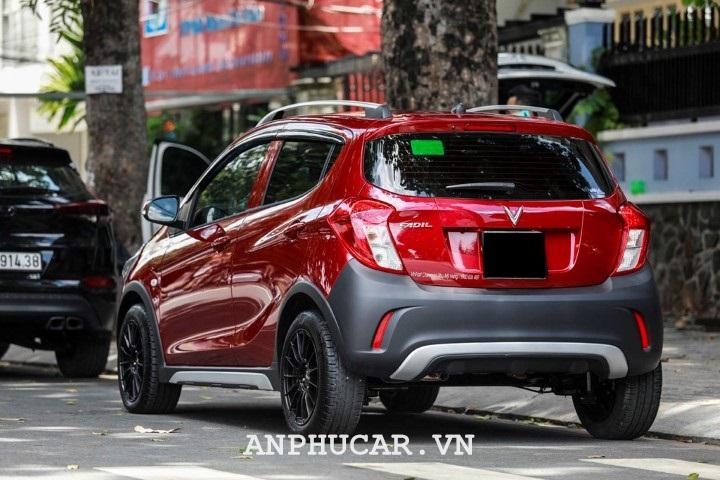 Van hanh VinFast Fadil 1.4L Plus