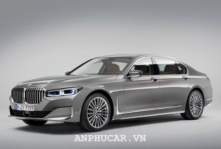 Gia xe BMW M760Li 2020