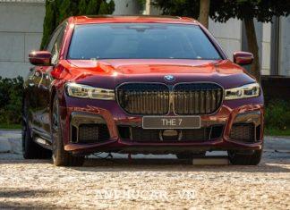 Gia lan banh BMW M760Li 2020