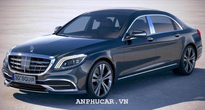 Gia lan banh Mercedes Benz S Class 2020