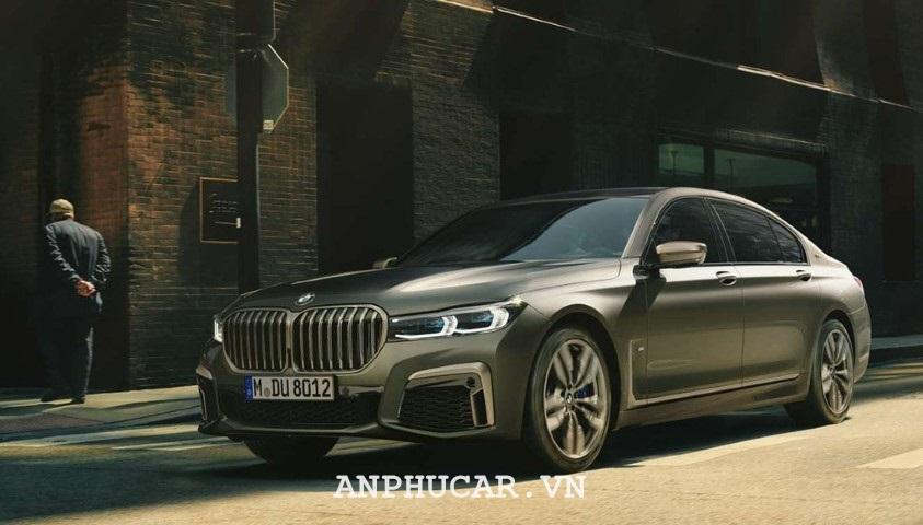 Mau sac BMW M760Li 2020