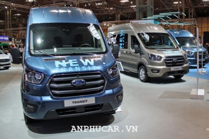 Gia Ford Transit 2020 16 chỗ