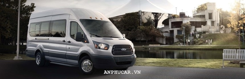 Ngoai that Ford Transit 2020 16 chỗ
