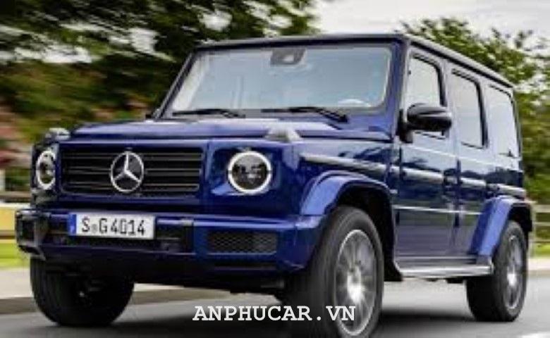 Thiet ke Mercedes-Benz G350D 2020