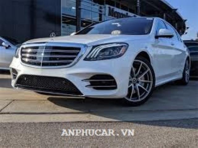 Thiet ke Mercedes Benz S Class 2020
