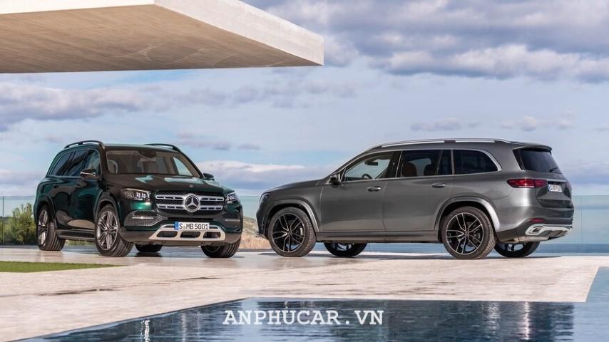 Gia Mercedes GLS 2020