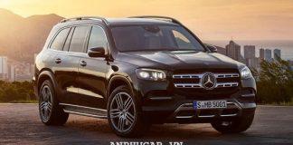 Danh gia Mercedes GLS 2020