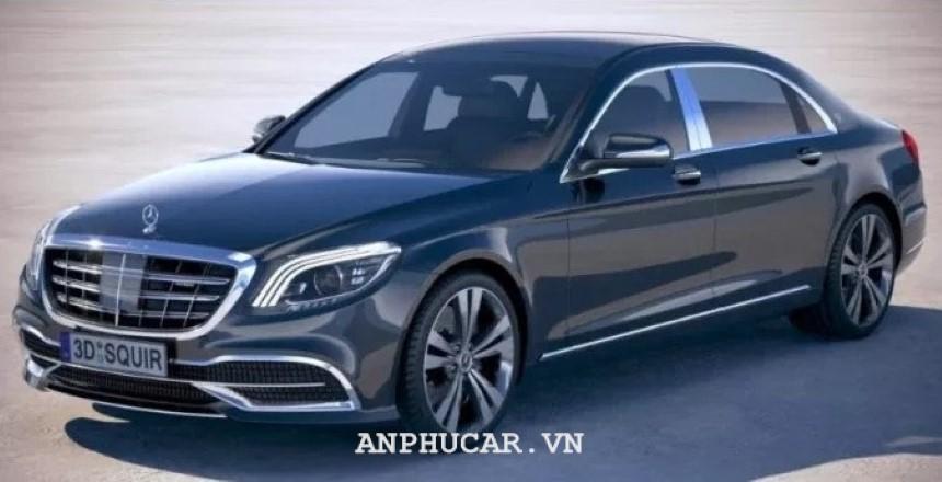 Thiet ke Mercedes Maybach S650 2020