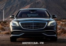 Ngoai that Mercedes Maybach S650 2020