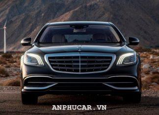 Ngoai that Mercedes Maybach S650 2020