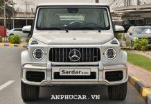Khuyen mai mua xe Mercedes AMG G63 2020