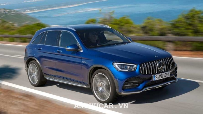 Mercedes AMG GLC 43 4Matic 2020