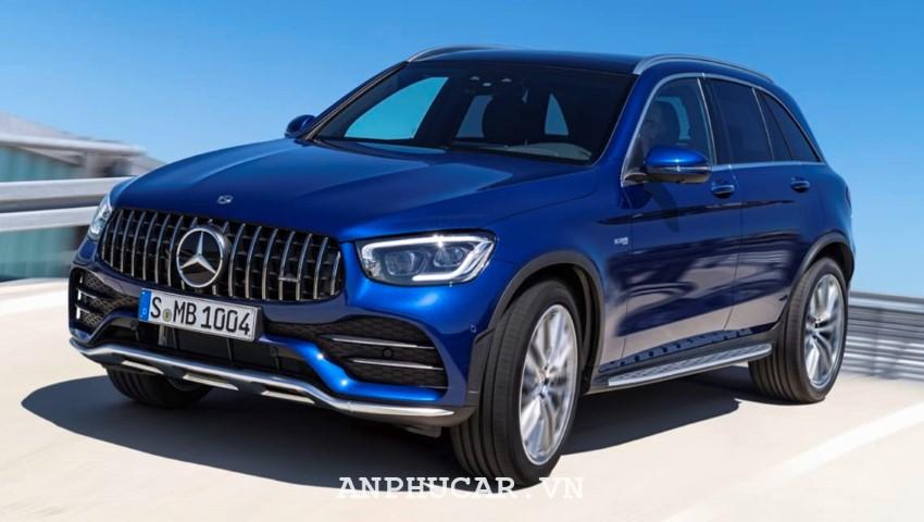 Gia xe Mercedes AMG GLC 43 4Matic 2020