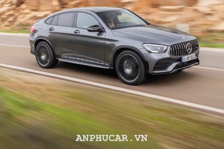 Mua xe Mercedes AMG GLC 43 4Matic 2020