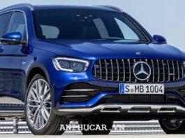 Gia lan banh Mercedes AMG GLC 43 4Matic 2020