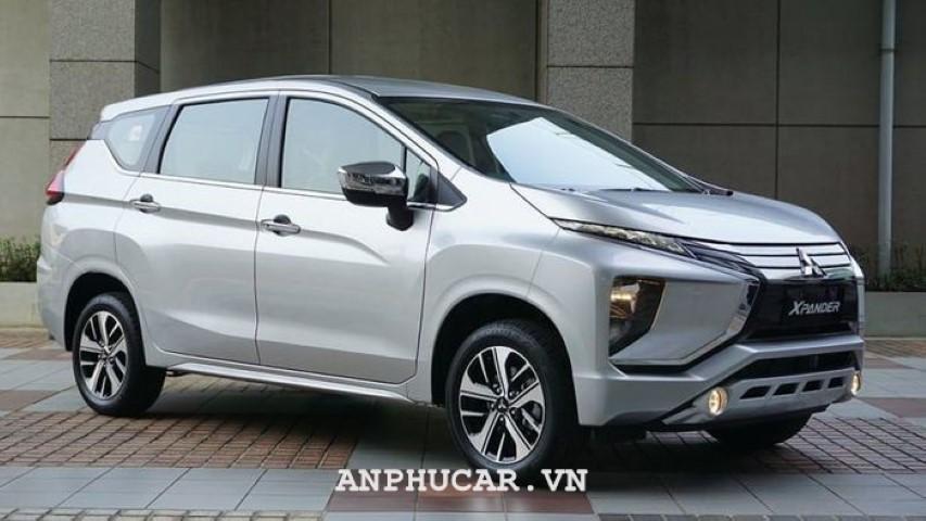 Gia lan banh Mitsubishi Xpander 2020 7 chỗ