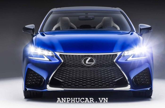 Thiet ke Lexus GS 350 2020