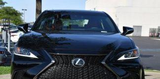 Gia lan banh Lexus GS 350 2020