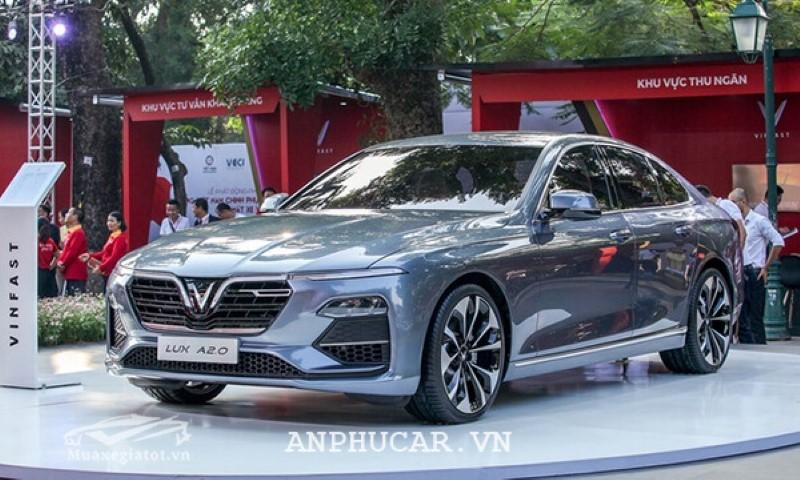 VinFast Lux A2.0 2020 Sedan