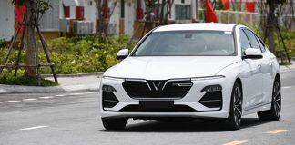 Danh gia xe VinFast Lux A2.0 2020 Sedan