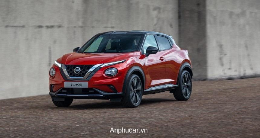 Nissan Juke 2020 Tong Quan